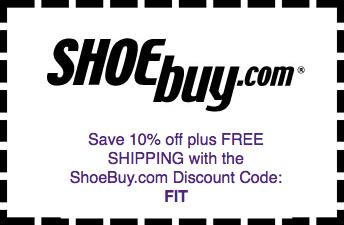 shoebuy.com discount code