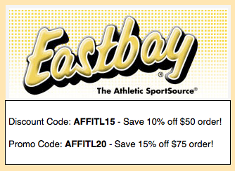 eastbay discount codes